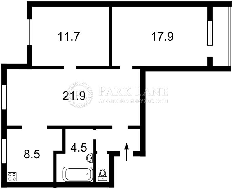 Квартира K-32574, Оболонский просп., 28в, Киев - Фото 2