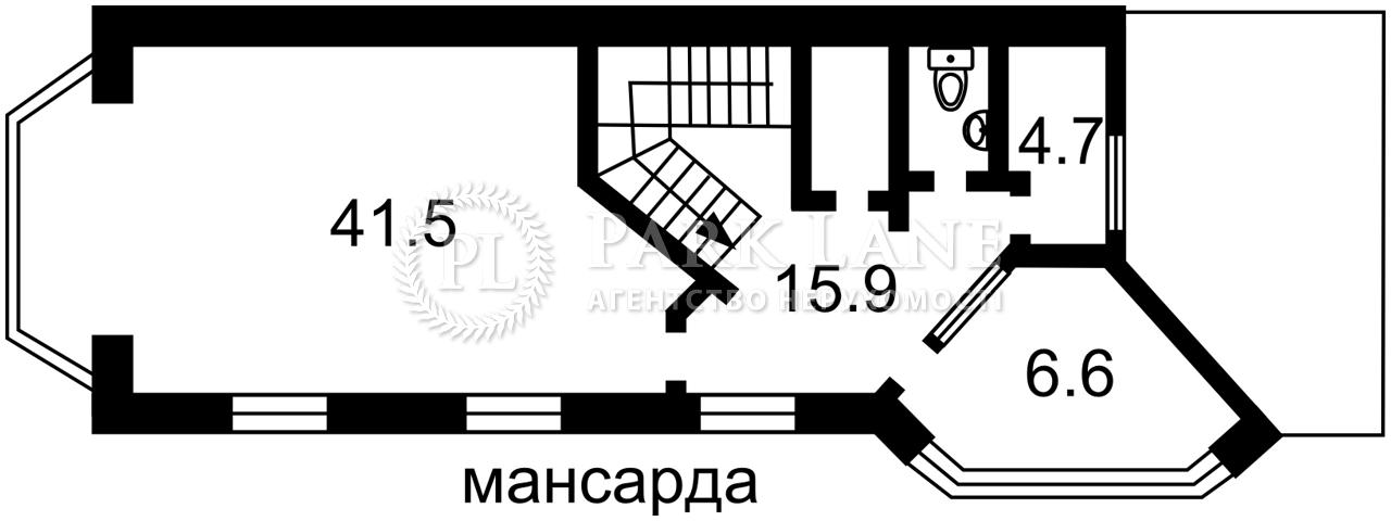 Окремо розташована будівля, K-32577, Велика Васильківська, Київ - Фото 8