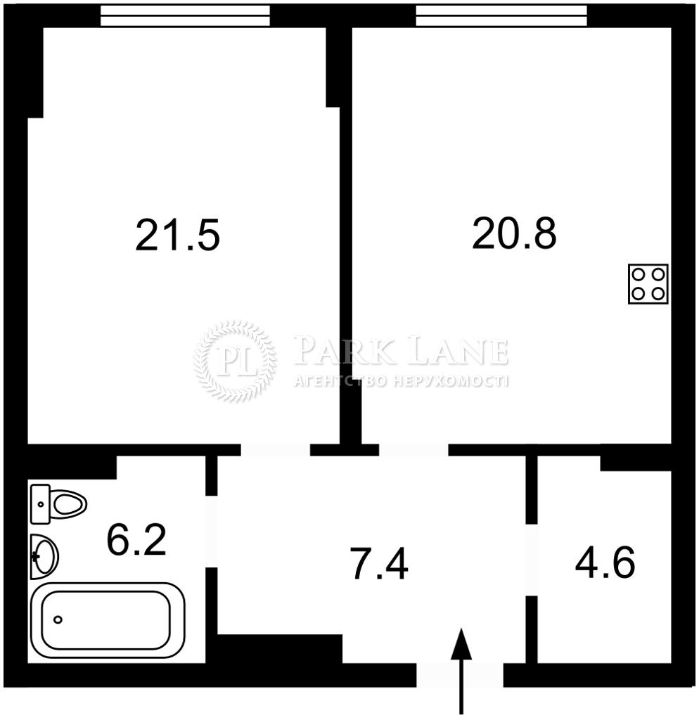 Квартира J-31553, Харьковское шоссе, 210 корпус 1, Киев - Фото 5
