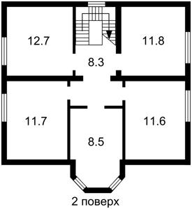 Дом J-31573, Соборная, Петропавловская Борщаговка - Фото 7