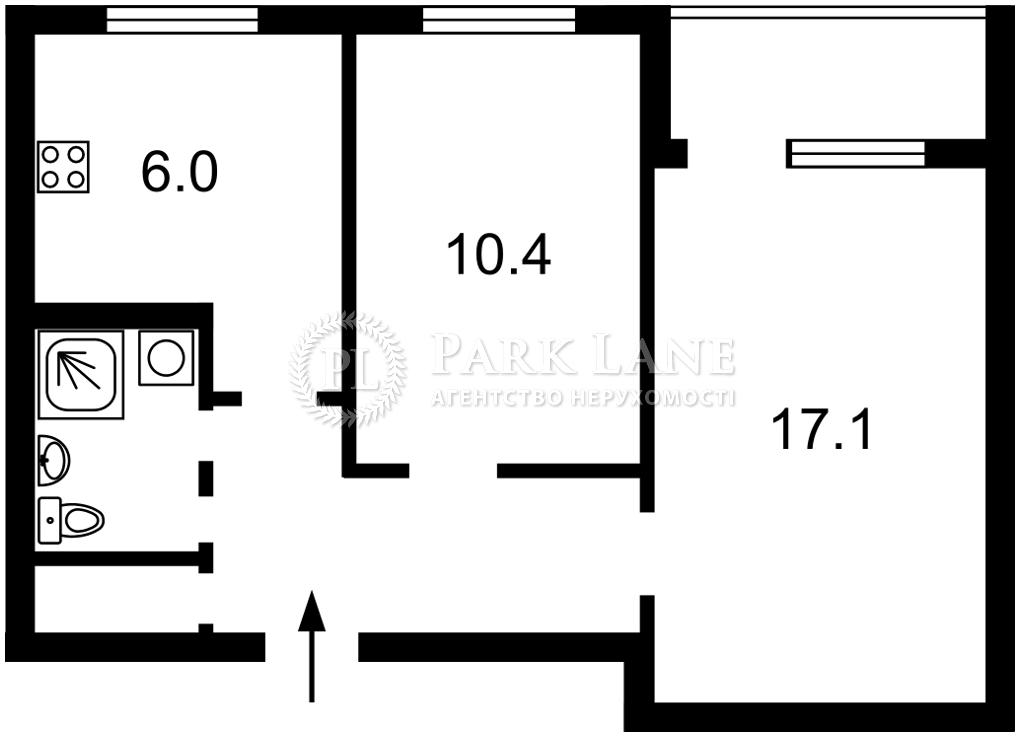Квартира N-23189, Челябинская, 7, Киев - Фото 2