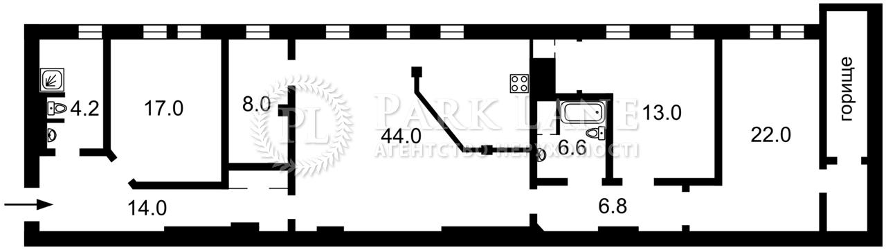 Квартира J-31561, Владимирская, 45, Киев - Фото 4