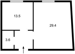 Коммерческая недвижимость, R-40485, Гавела Вацлава бульв. (Лепсе Ивана), Соломенский район