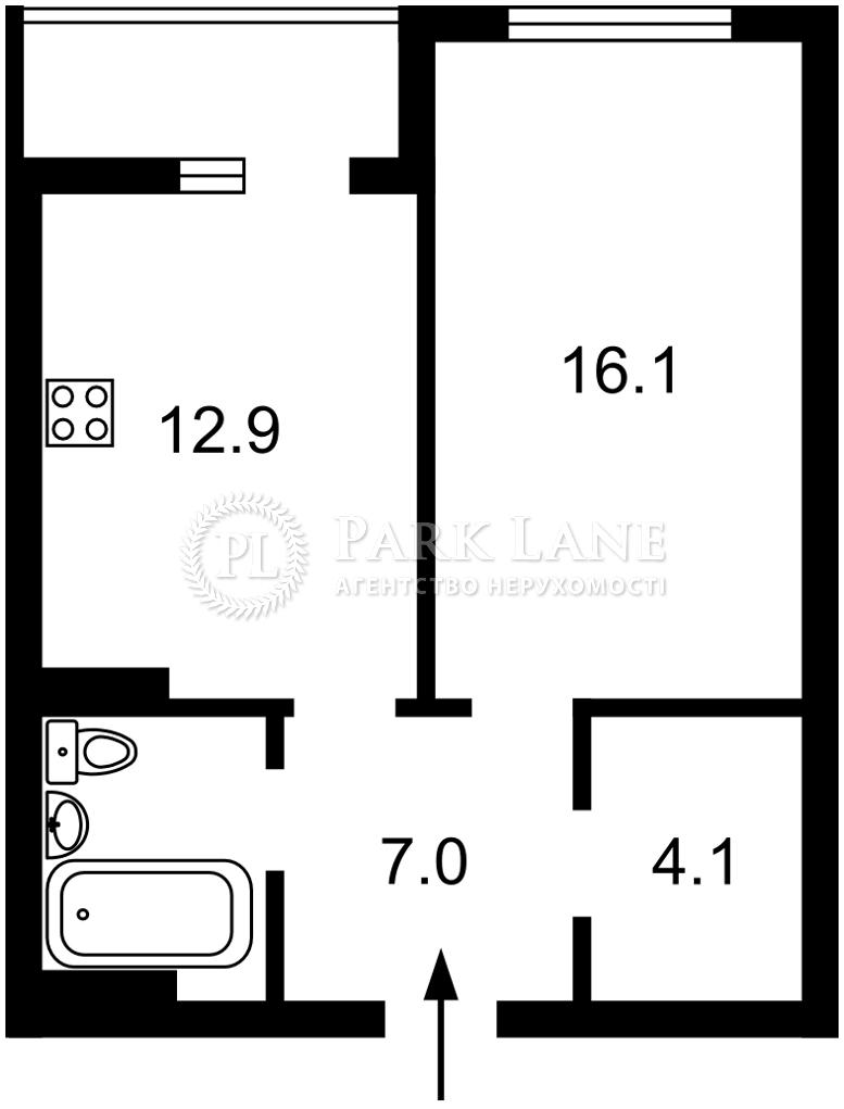 Квартира J-31449, Багговутовская, 1а корпус 3, Киев - Фото 2