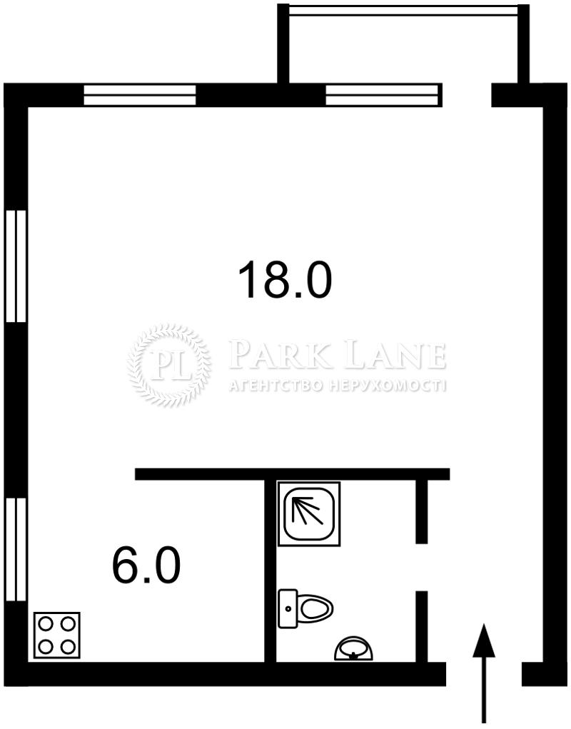 Квартира ул. Малевича Казимира (Боженко), 119, Киев, B-103067 - Фото 2