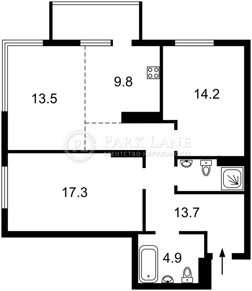 Квартира Z-807218, Предславинская, 42, Киев - Фото 5