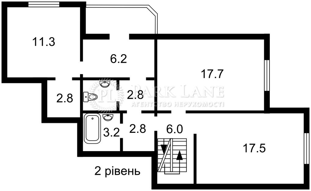 Квартира ул. Ломоносова, 36в, Киев, Z-805050 - Фото 3