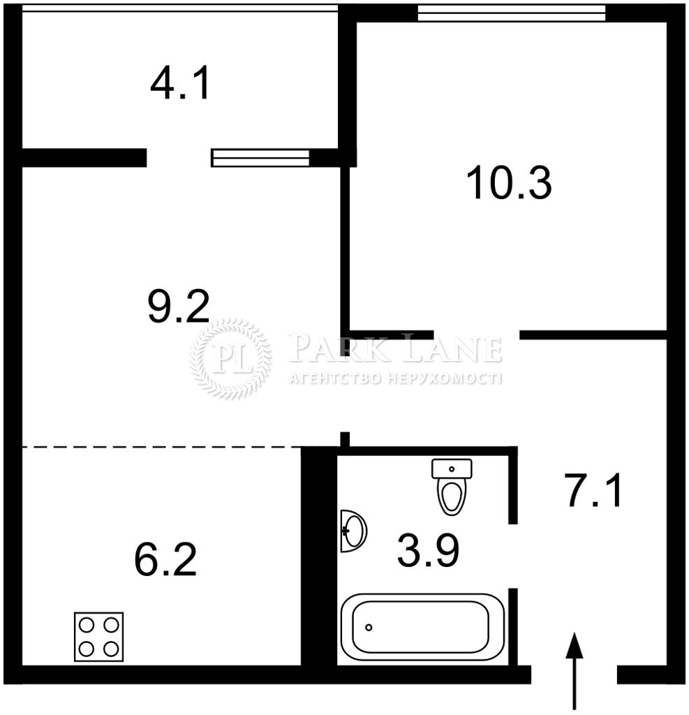 Квартира R-40620, Тираспольская, 43 корпус 9-10, Киев - Фото 3