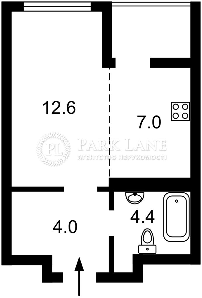 Квартира ул. Тираспольская, 60, Киев, R-40616 - Фото 2