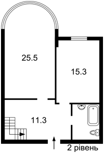Квартира R-4038, Дмитриевская, 69, Киев - Фото 4