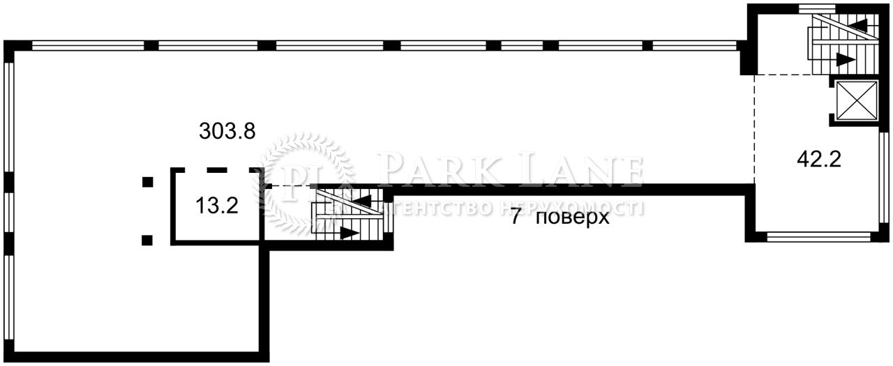 Нежилое помещение, ул. Нижнеюрковская, Киев, J-31695 - Фото 1