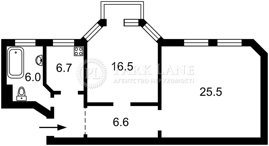 Квартира J-31706, Прорезная (Центр), 18/1г, Киев - Фото 3