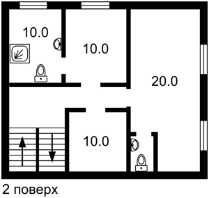 Будинок R-20568, Радистів, Київ - Фото 3