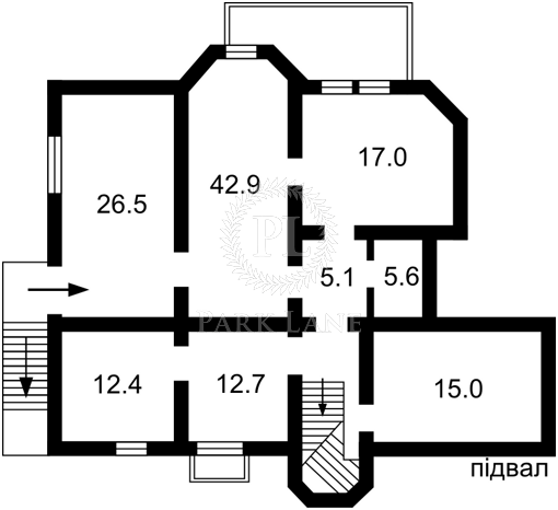 Дом, B-103169