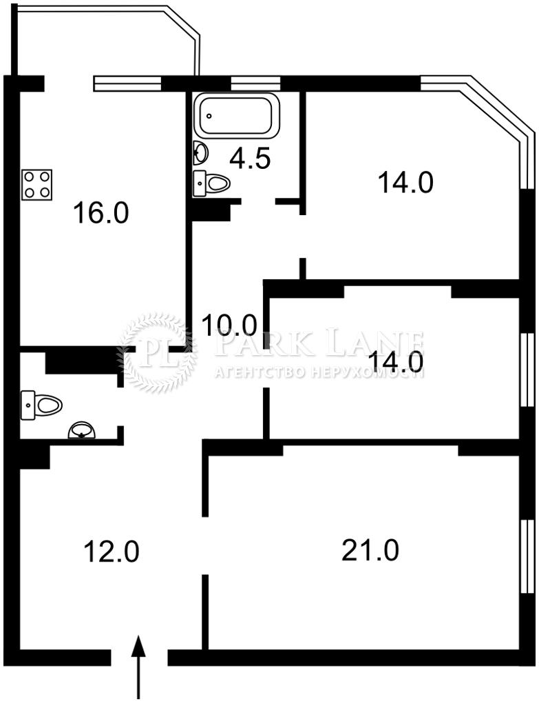 Квартира Z-805909, Малиновского Маршала, 4в, Киев - Фото 4