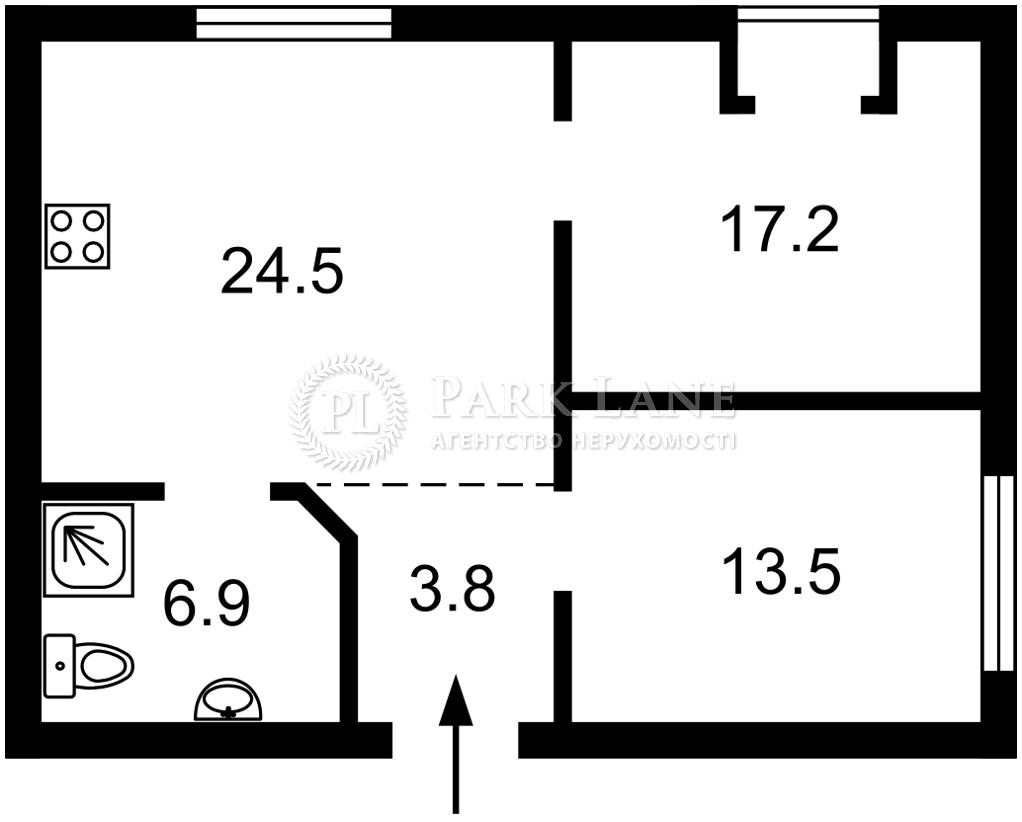 Квартира L-28815, Комбинатная, 72, Киев - Фото 3