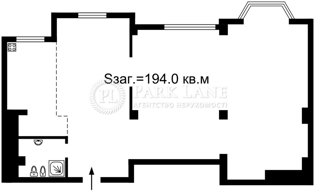 Офис, ул. Грушевского Михаила, Киев, J-31642 - Фото 2