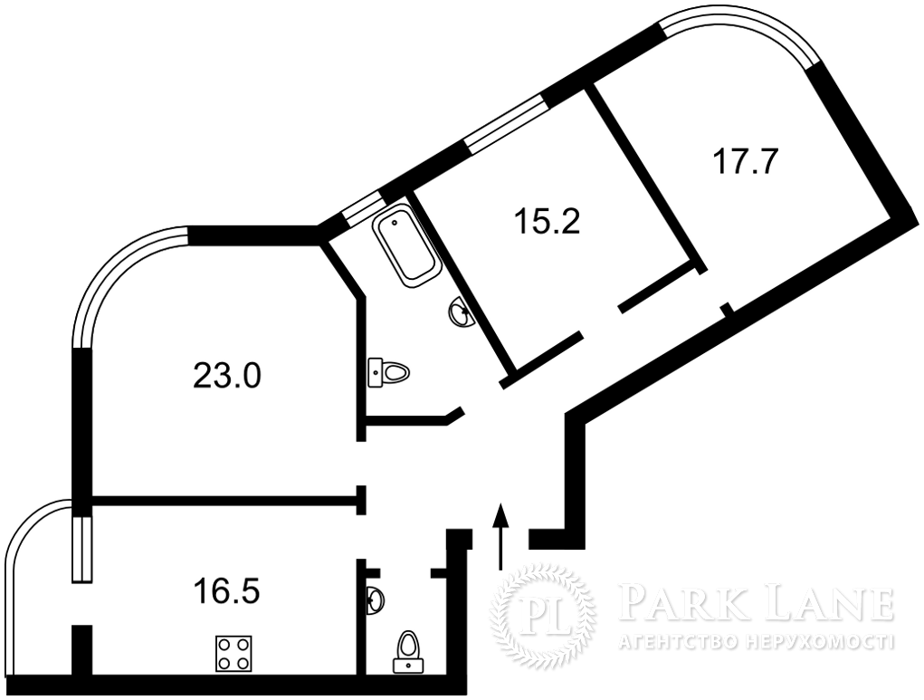 Квартира R-40912, Руданского Степана, 4/6, Киев - Фото 5
