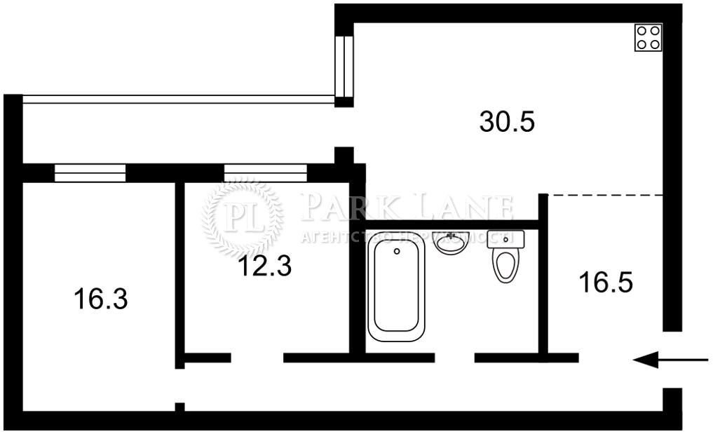 Квартира J-31798, Павловская, 17, Киев - Фото 4