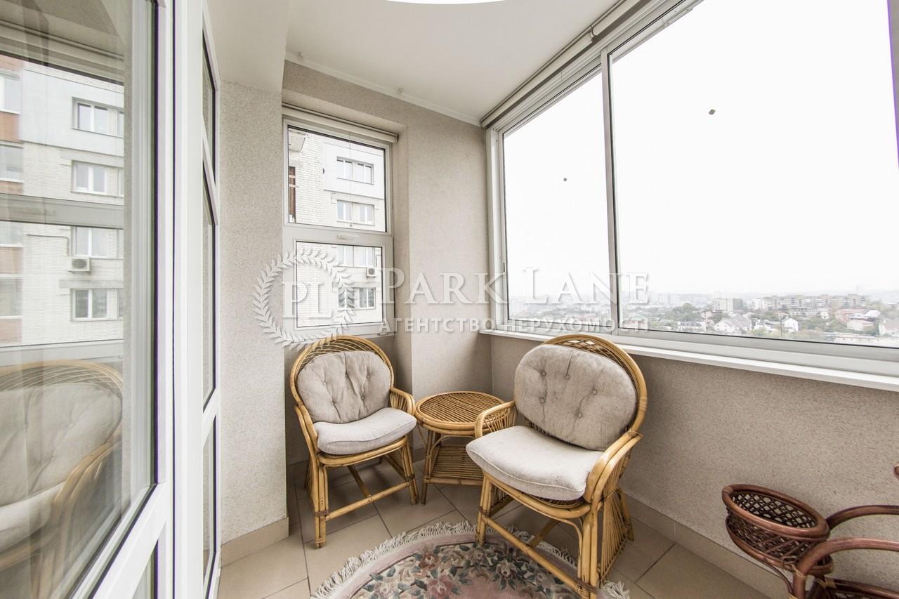 Квартира ул. Драгомирова Михаила, 4, Киев, K-22745 - Фото 23