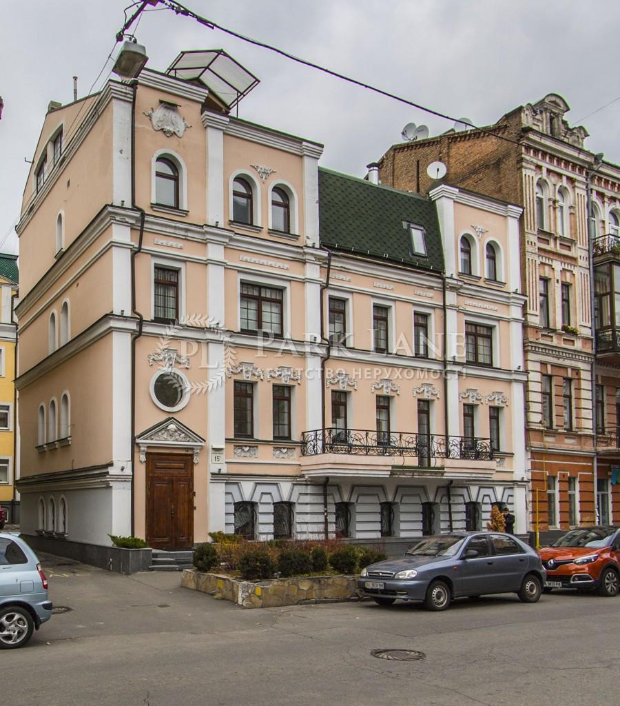Нежитлове приміщення, J-21329, Борисоглібська, Київ - Фото 1