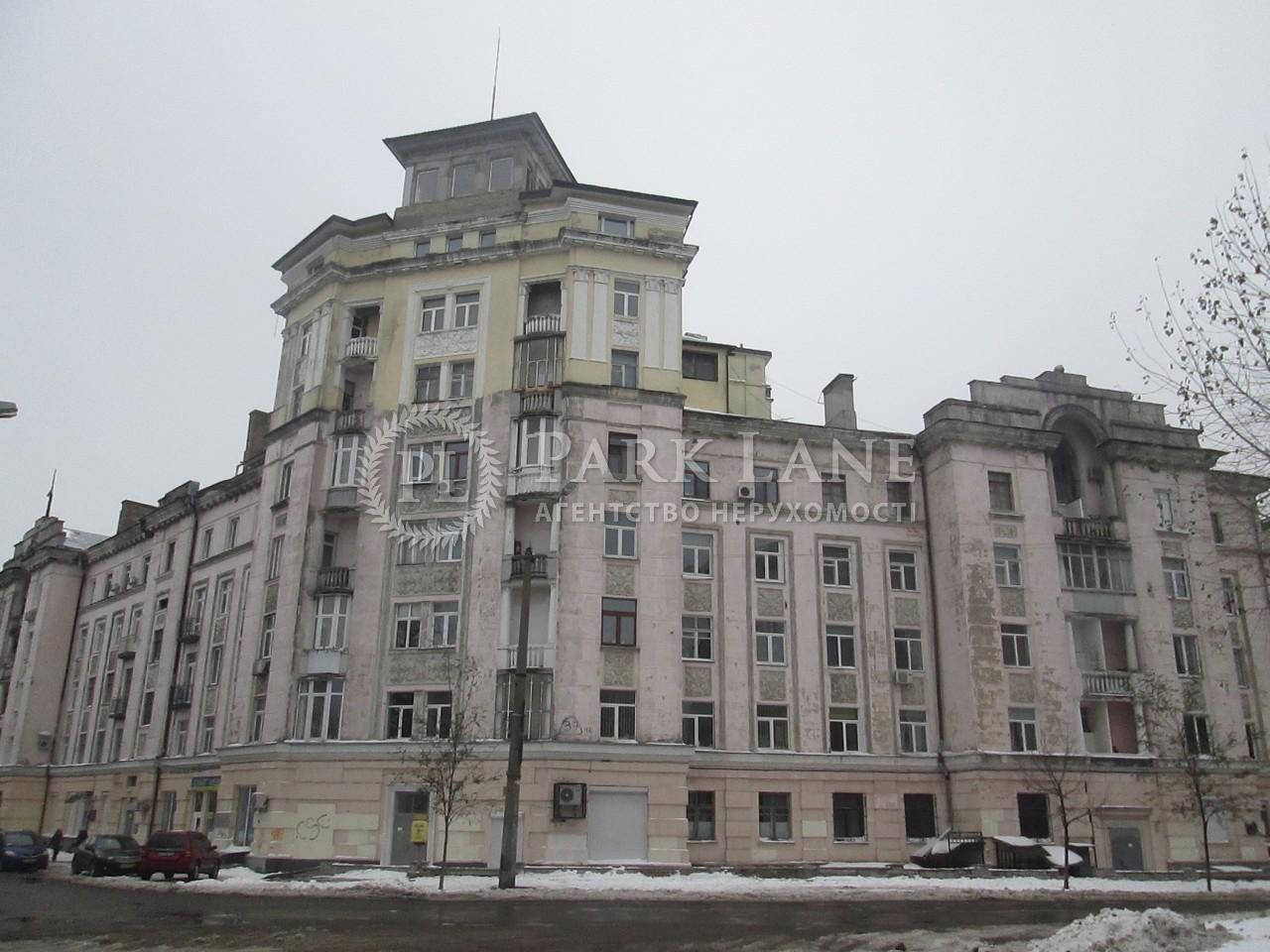 Квартира ул. Нагорная, 8/32, Киев, J-30102 - Фото 1
