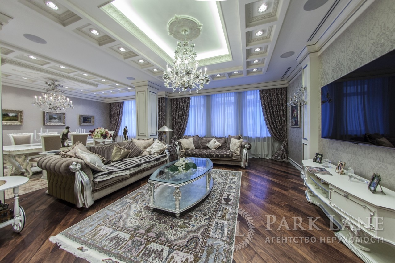 Квартира ул. Грушевского Михаила, 9а, Киев, J-10725 - Фото 3