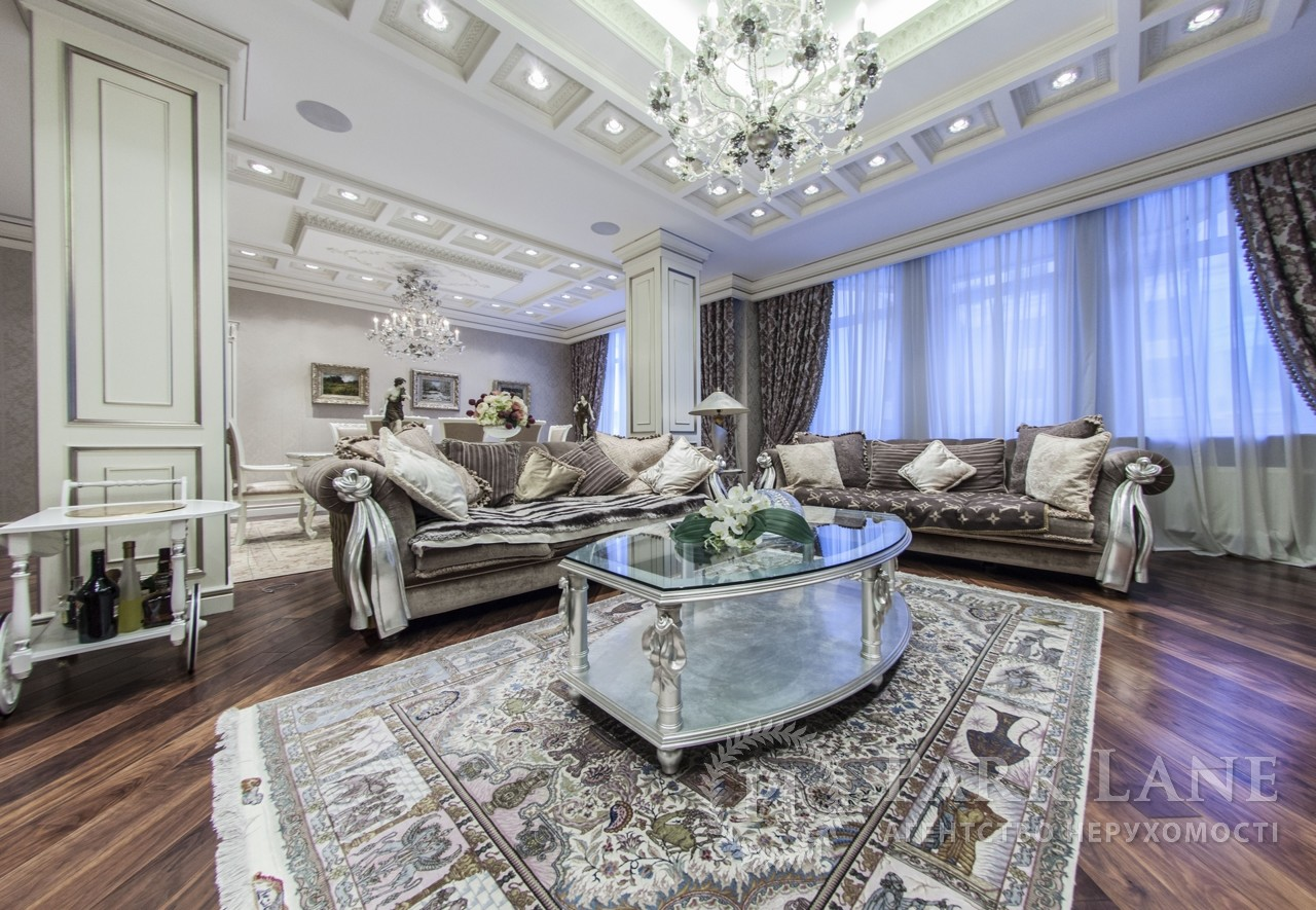 Квартира ул. Грушевского Михаила, 9а, Киев, J-10725 - Фото 4