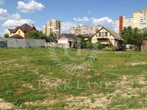 Земельный участок Яворницкого Дмитрия (Коллонтай), Киев, R-4990 - Фото