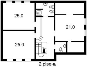Дом R-2089, Рудыки (Конча-Заспа) - Фото 3