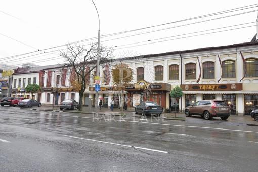 Нежитлове приміщення, Антоновича (Горького), Київ, R-12908 - Фото
