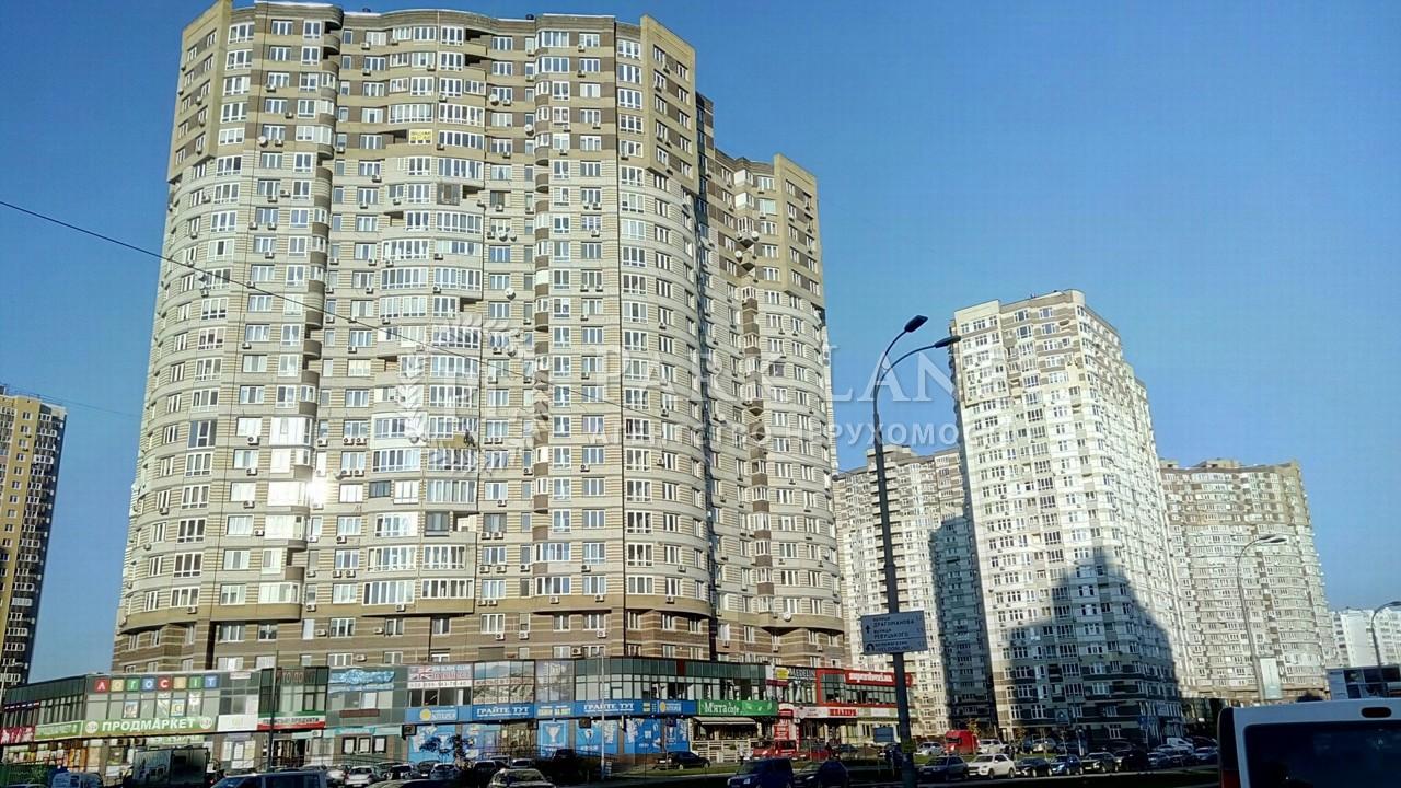 Квартира ул. Ахматовой, 30, Киев, B-98662 - Фото 1