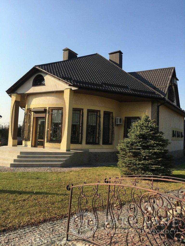 Дом Белогородка, Z-219575 - Фото 1