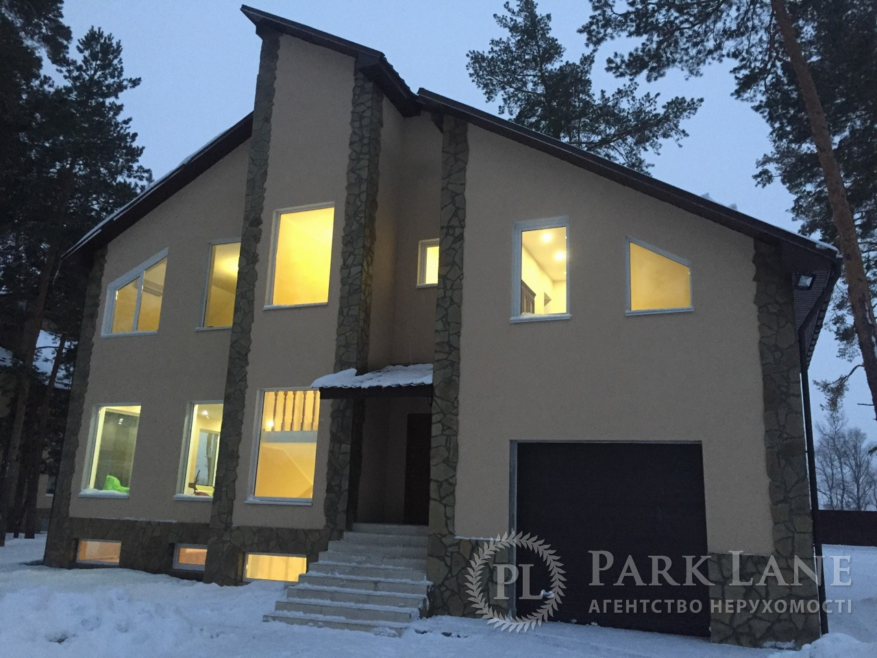 Дом Хотяновка, Z-289944 - Фото 1