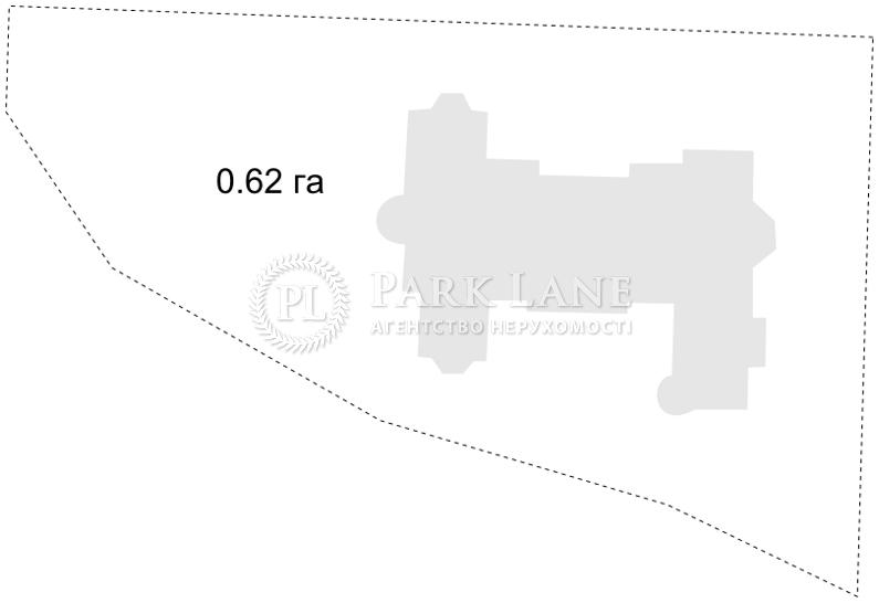 Земельна ділянка Петрівське (Бориспільський), B-96479 - Фото 1