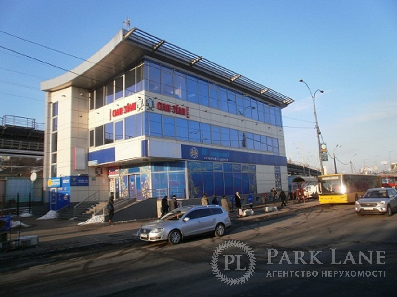 Торговый центр, ул. Набережно-Печерская дорога, Киев, R-15833 - Фото 8