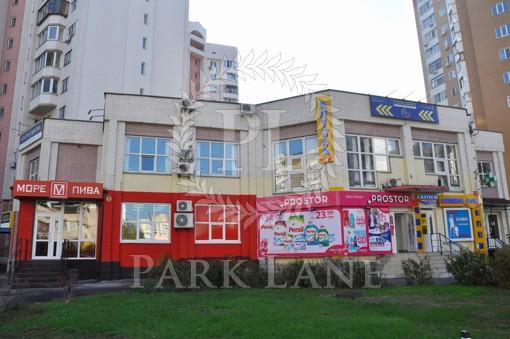 Нежитлове приміщення, Вишняківська, Київ, B-96782 - Фото