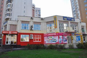 Коммерческая недвижимость, B-96783, Вишняковская, Дарницкий район