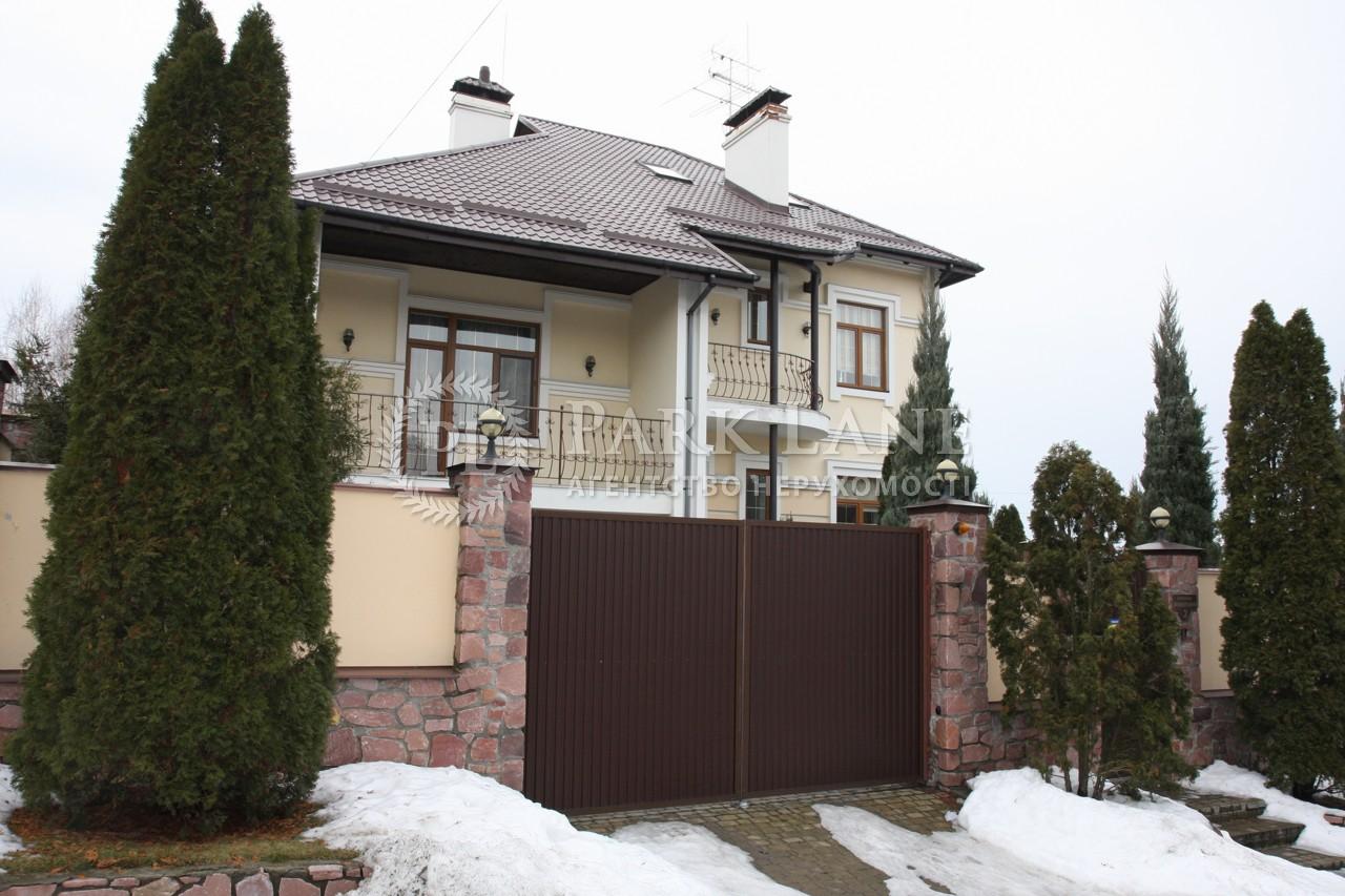 Будинок Ялинковий пров., Київ, R-14391 - Фото 1