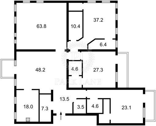Квартира, Z-341877, 21/20