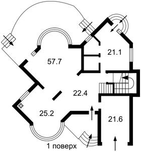 Дом B-97565, Вишенки - Фото 5