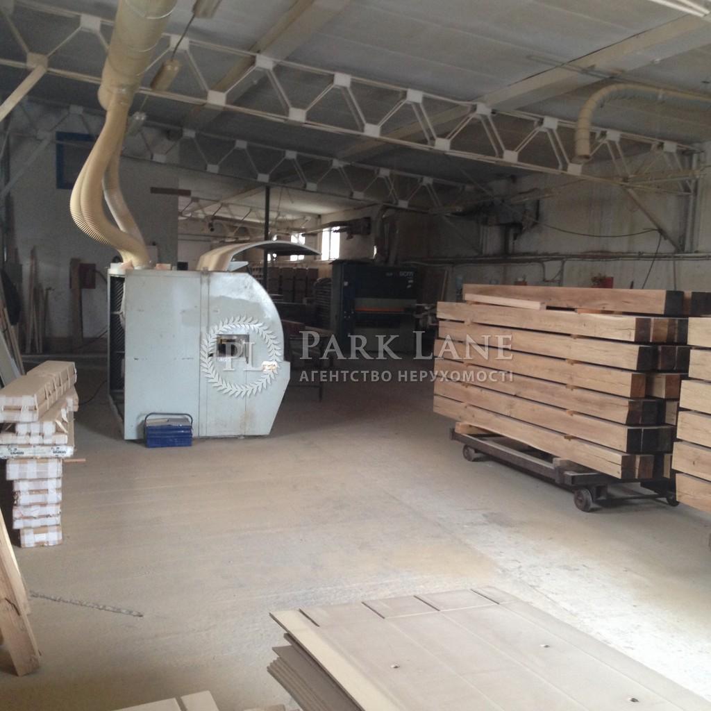 Виробниче приміщення, Макарів, Z-1593149 - Фото 6