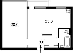 Квартира I-29289, Кловський узвіз, 10, Київ - Фото 4