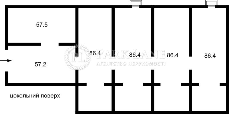 Офисно-складское помещение, ул. Пономарева, Коцюбинское, R-22217 - Фото 7
