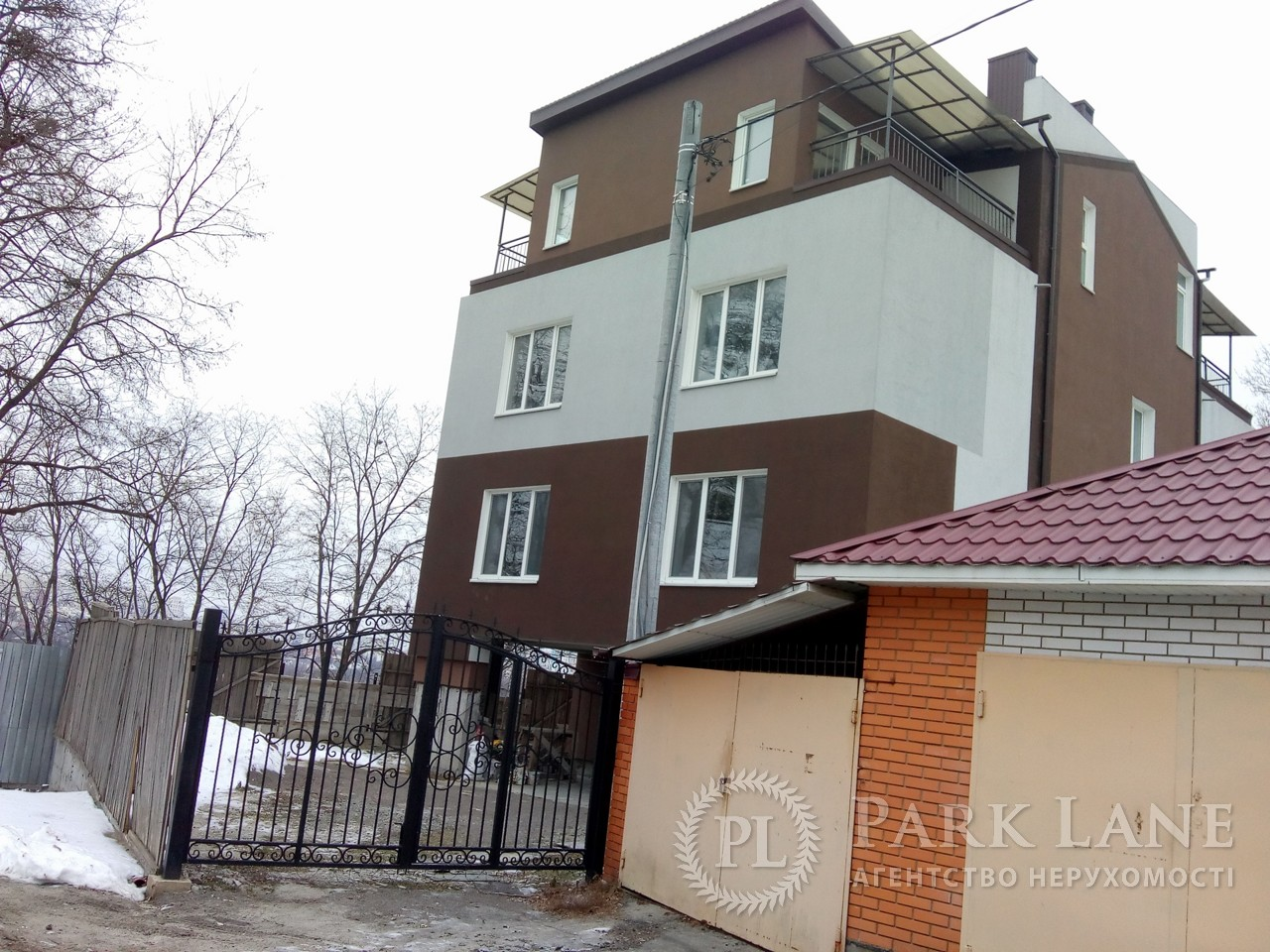 Дом ул. Полянская, Киев, Z-238143 - Фото 10