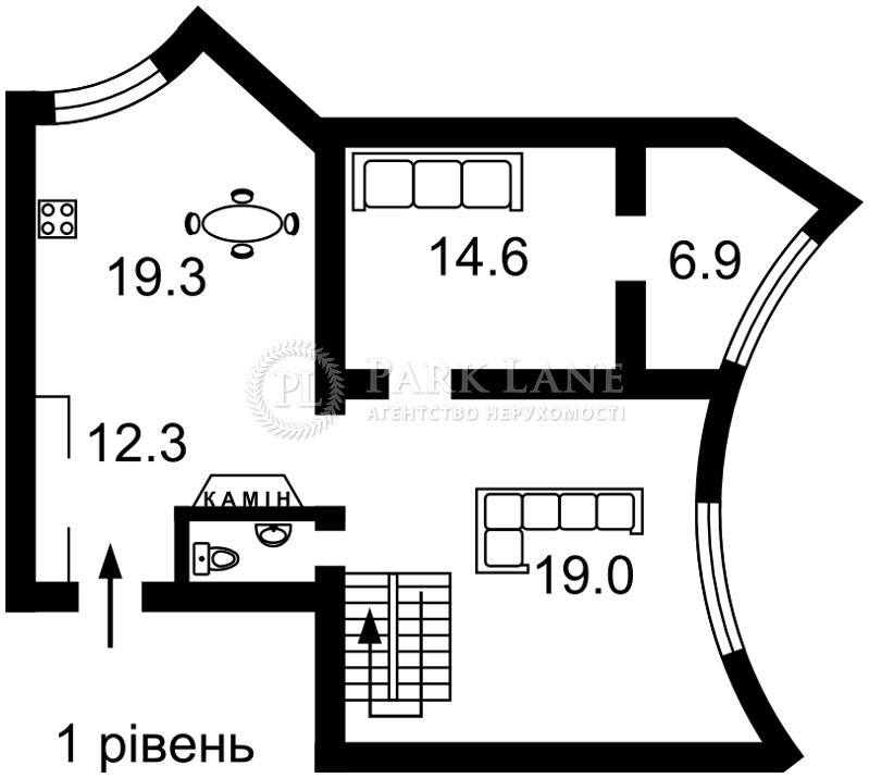 Квартира Героев Сталинграда просп., 10а, Киев, Z-226752 - Фото 2