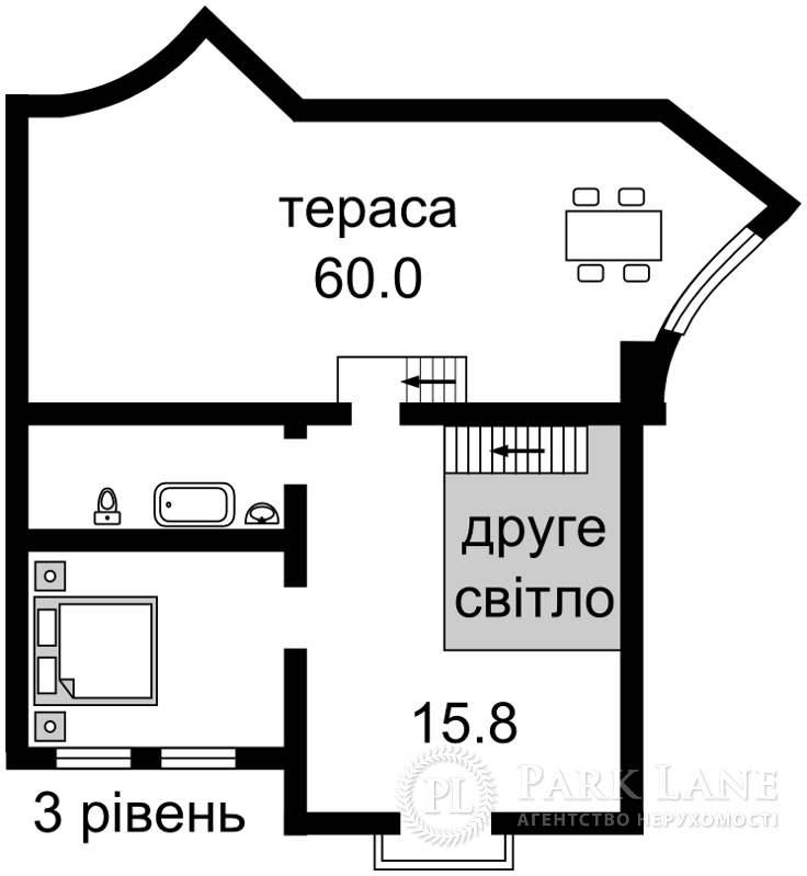 Квартира Героев Сталинграда просп., 10а, Киев, Z-226752 - Фото 4