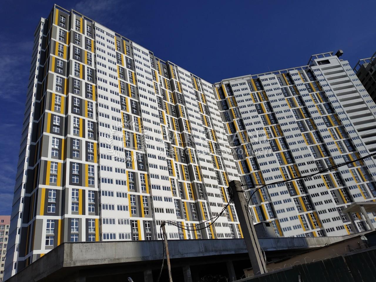 Квартира ул. Маланюка Евгения (Сагайдака Степана), 101 корпус 18-21, Киев, I-32073 - Фото 1