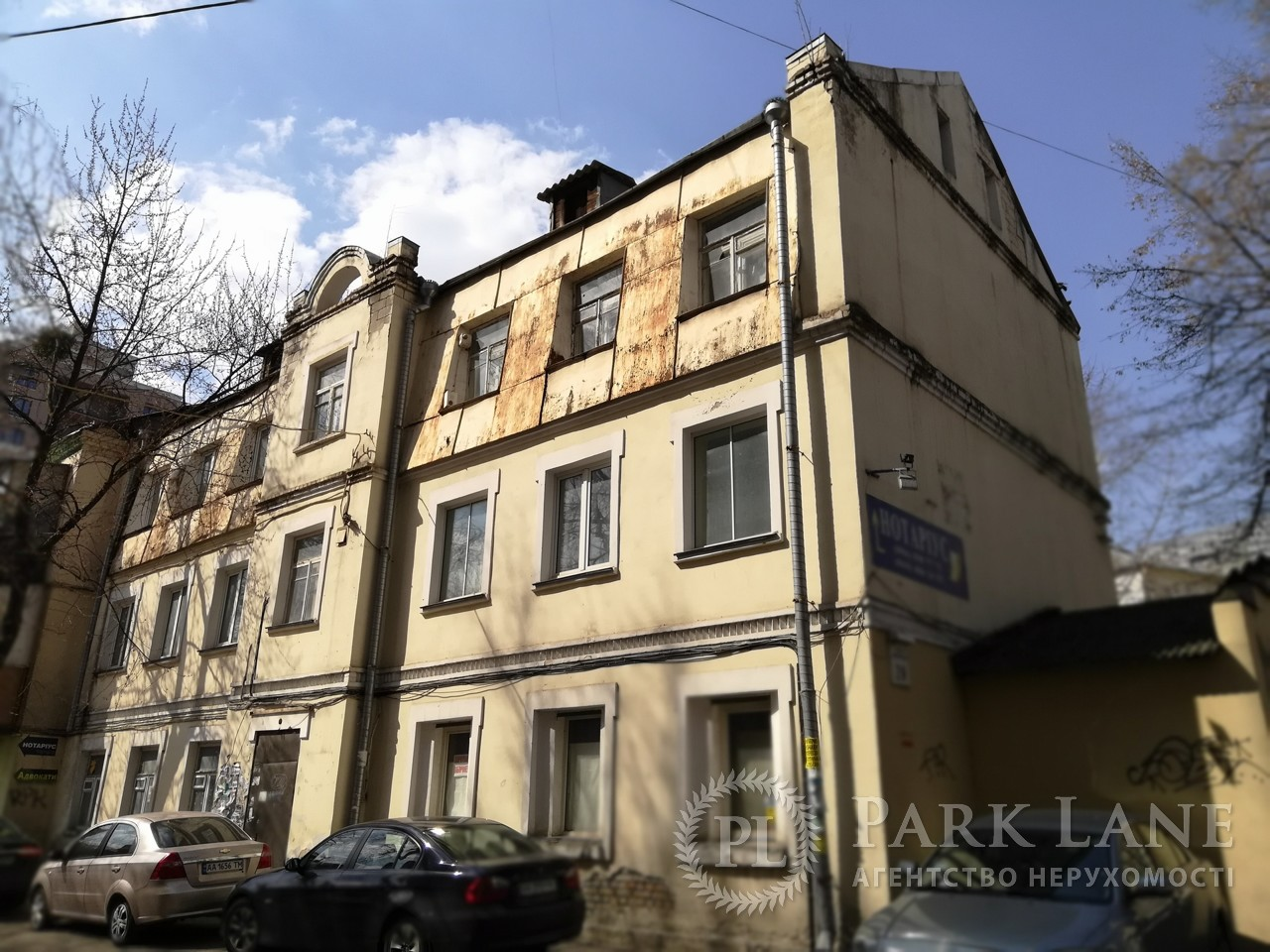 Нежитлове приміщення, вул. Дмитрівська, Київ, K-27702 - Фото 1