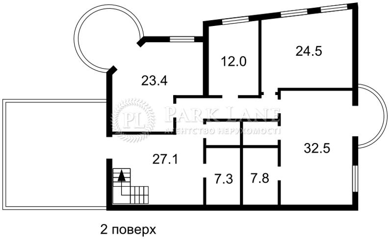 Дом ул. Тимирязевская, Киев, R-26645 - Фото 4